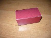 Trapéz alakú bonbonos doboz
